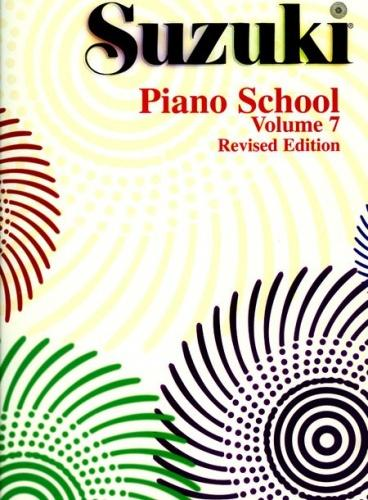 Suzuki Piano School - Volume 7 (Revised Edition)