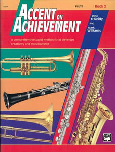 Accent on Achievement. Flute Book 2 (Band Method)