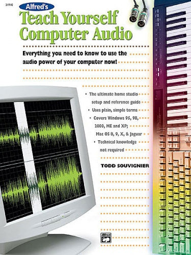 Alfred's Teach Yourself Computer Audio (Books (general))