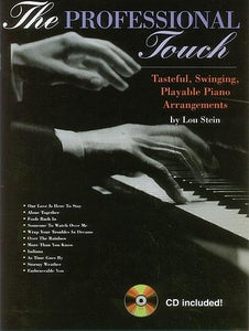The Professional Touch (Book & CD)