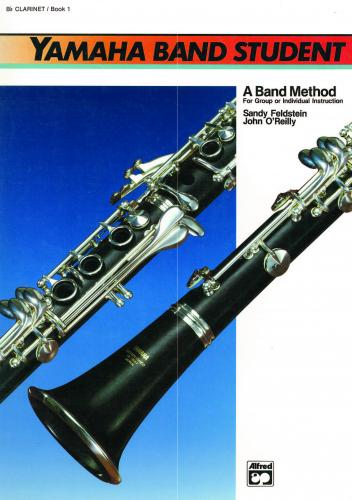 Yamaha Band Student - A Band Method (Clarinet) Book 1