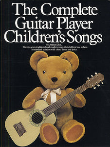 Shipton: The Complete Guitar Player  Children's Songs