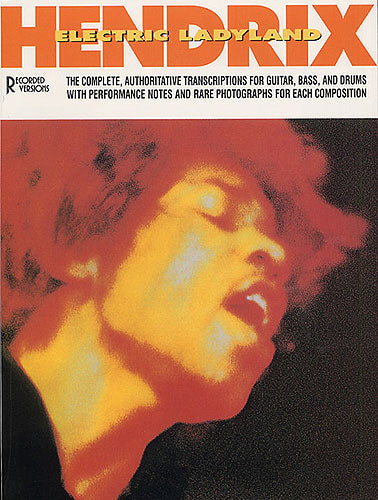Jimi Hendrix: Electric Ladyland Recorded Versions