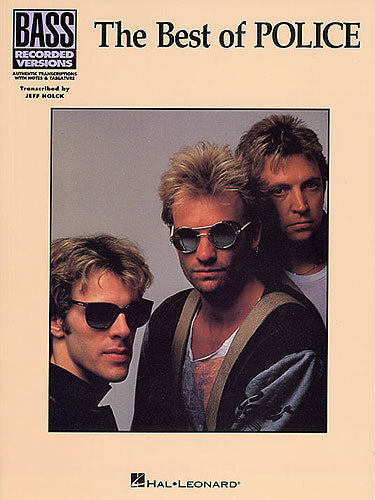 The Best of The Police: (Bass Recorded Versions)