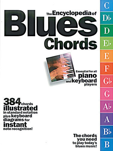 The Encyclopaedia Of Blues Chords (Theory)