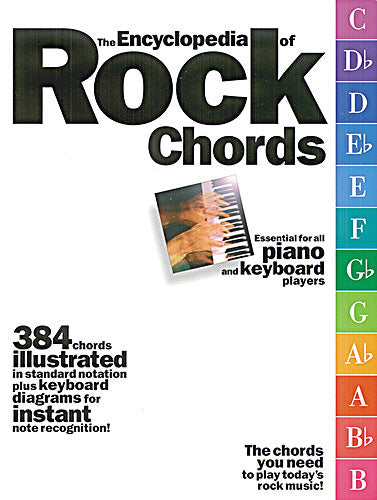 The Encyclopaedia Of Rock Chords