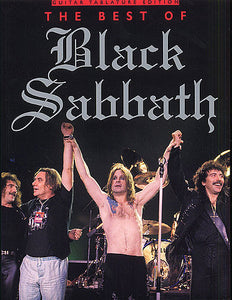 The Best of Black Sabbath (TAB)