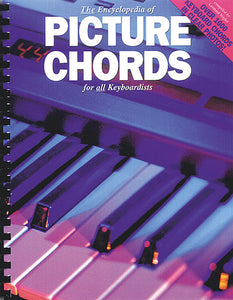 Vogler: The Encyclopaedia Of Picture Chords For All Keyboardists