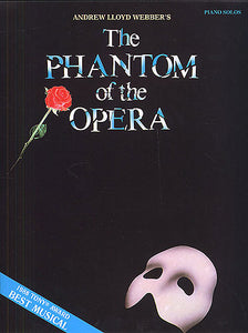 Lloyd Webber: The Phantom of the Opera - Piano Solos