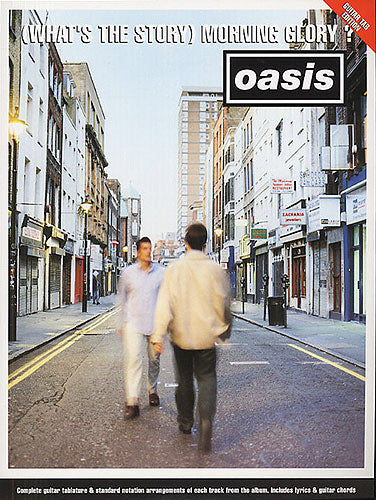 Oasis: (What's The Story) Morning Glory - Guitar TAB