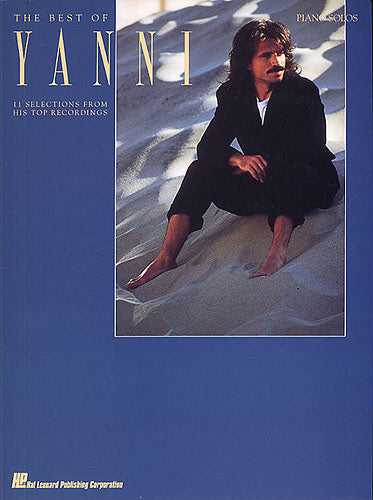 The Best Of Yanni: Piano Solos