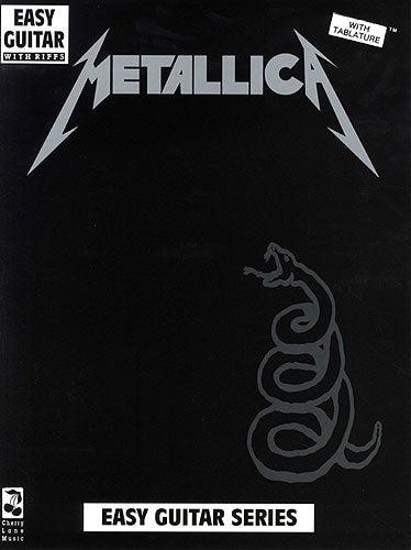 Metallica: The Black Album - Easy Guitar With Riffs (TAB)