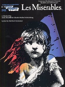 Les Miserables E-Z Play Today 242 (Electronic Keyboard)