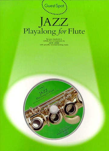 Guest Spot: Jazz Playalong for Flute