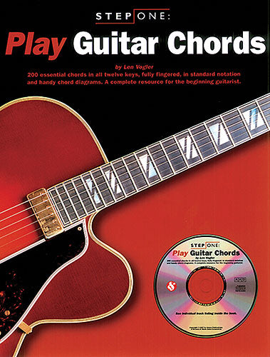Vogler: Step One Play Guitar Chords
