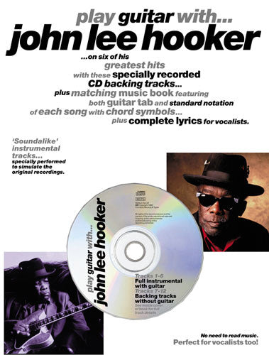 Play Guitar With... John Lee Hooker