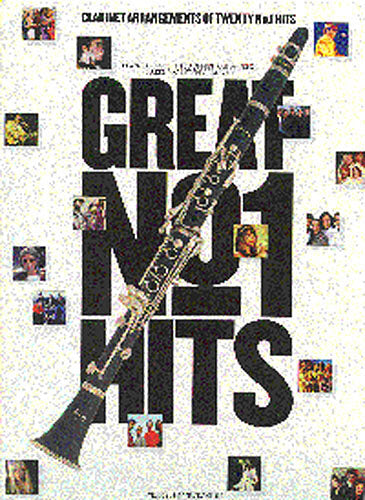 Great No. 1 Hits For Clarinet