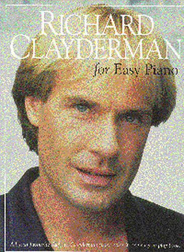 Richard Clayderman For Easy Piano (Personalities (mixed Songbooks))