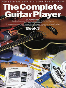 Shipton: The Complete Guitar Player Book 3 With CD (New Edition)
