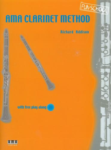 Richard Addison: AMA Clarinet Method