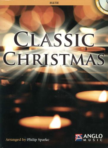 Philip Sparke: Classic Christmas (Flute + Cd)