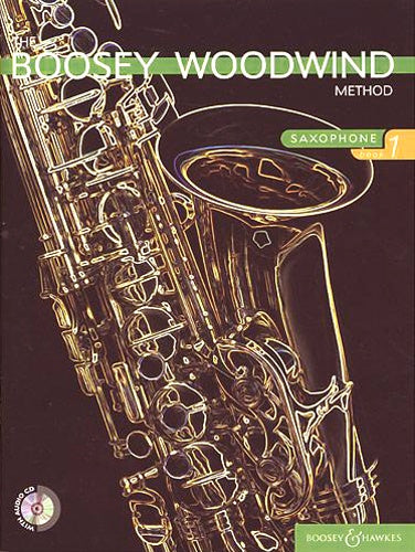 Chris Morgan: Boosey Woodwind Method: Alto Saxophone Book 1