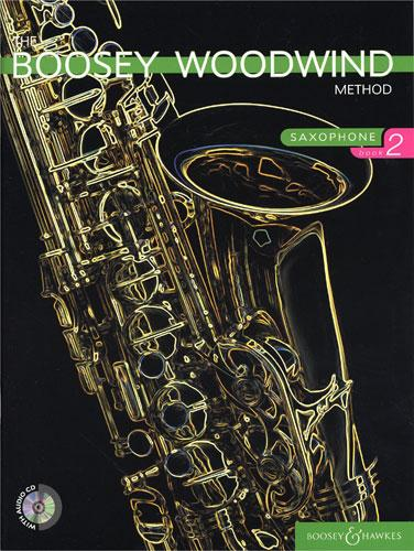 Chris Morgan: Boosey Woodwind Method: Alto Saxophone Book 2