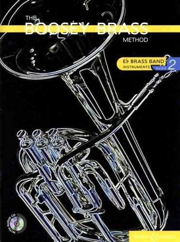 Chris Morgan: Boosey Brass Method: Brass Band Instruments (Eb) Book 2