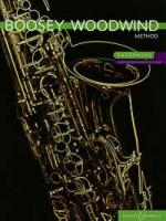 Boosey Woodwind Method: Alto Sax (Bks 1&2) Piano Accomps.