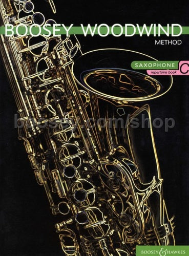 Chris Morgan: Boosey Woodwind Method: Alto Sax Repertoire C