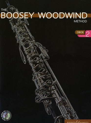Morgan: Boosey Woodwind Method  Oboe Book 2