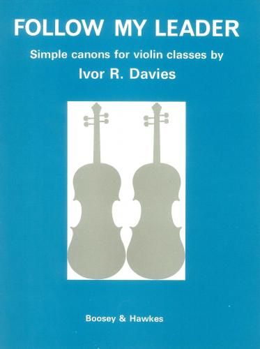 Davies: Follow my Leader (Four pieces in canon for young violinists)
