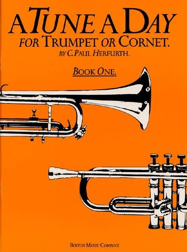 A Tune A Day for Trumpet/Cornet Book 1