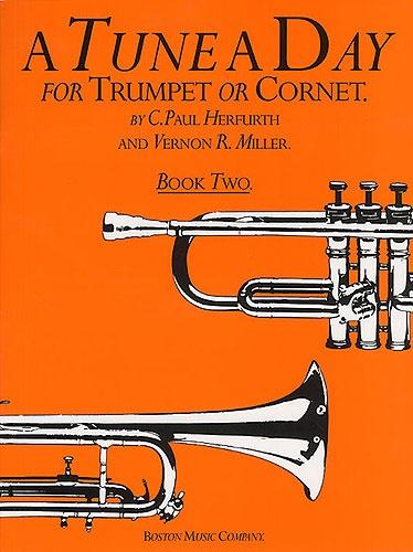 A Tune A Day for Trumpet/Cornet Book 2