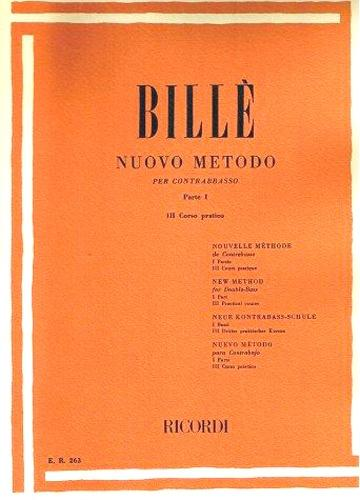 New Method for Double Bass - Volume 3 - Corso pratico
