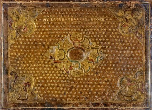 My Ladye Nevells Booke Facsimile British Library MS Mus. 1591 (Harpsichord)