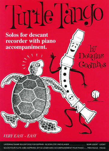 Turtle Tango for Descant Recorder