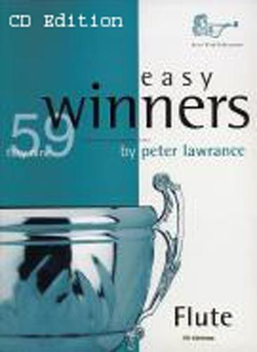 Easy Winners for Flute (CD Edition)