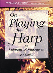 Yolanda Kondonassis: On Playing the Harp