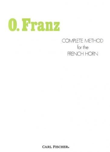 Complete Method for the French Horn