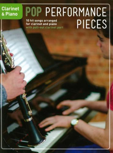 Various: Pop Performance Pieces for Clarinet & Piano