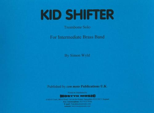 Simon Wyld: Kid Shifter, set