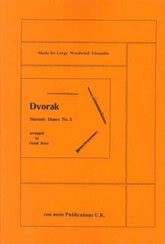 Slavonic Dance No.2, score only