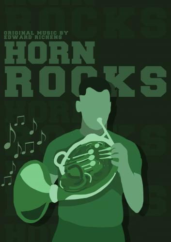 Horn Rocks (Horn in Eb & F and Piano)