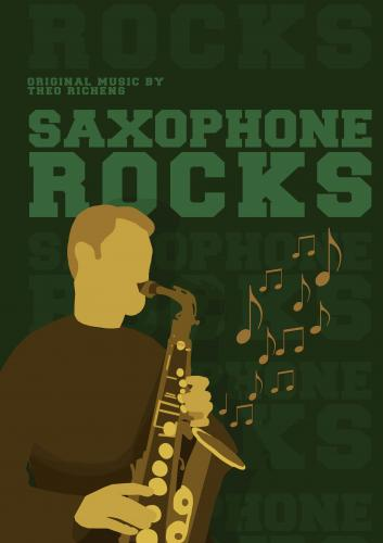 Saxophone Rocks (Sax in Eb & Bb and Piano)