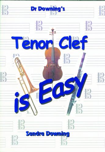 Downing: Tenor Clef is Easy