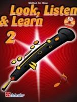 Look, Listen & Learn (Method for Oboe) Book 2