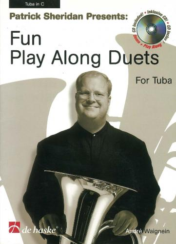 André Waignein: Fun Play Along Duets for Tuba