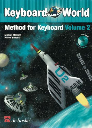 Keyboard World - Method for Keyboard Volume 2