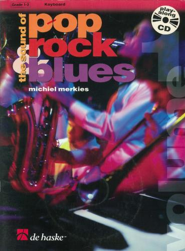 Michiel Merkies: The Sound of Pop, Rock & Blues Vol. 1 - Keyboard